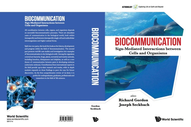 Gordon&Seckbach2016 Biocommunication Table of Contents