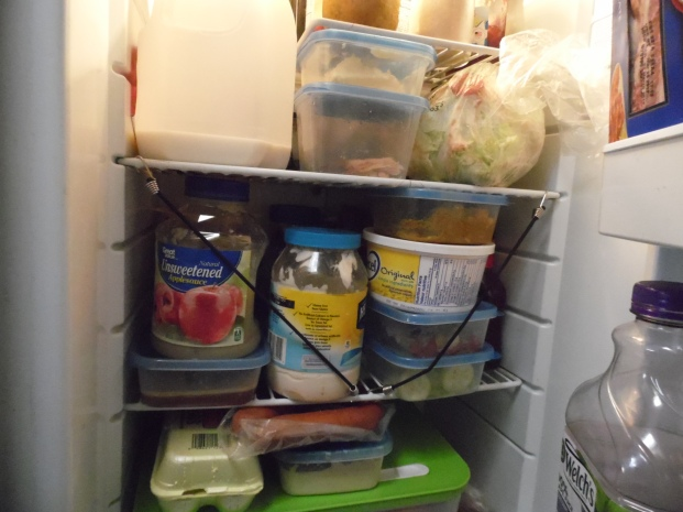 Fridge shelf